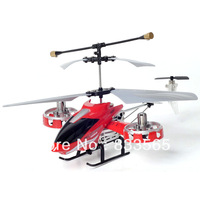 Mini 4CH Remote Control Airplane  with GYRO Easy Fly LED Light T0203