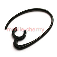 10pcs New Ear Hook Loop earhook earloop For Samsung HM1300 HM1800 HM1900 HM3300 HM6000 WEP350 WEP410 Bluetooth headset black