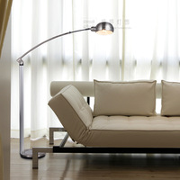 Modern brief floor lamp fashion lamps eye fishing lights lighting