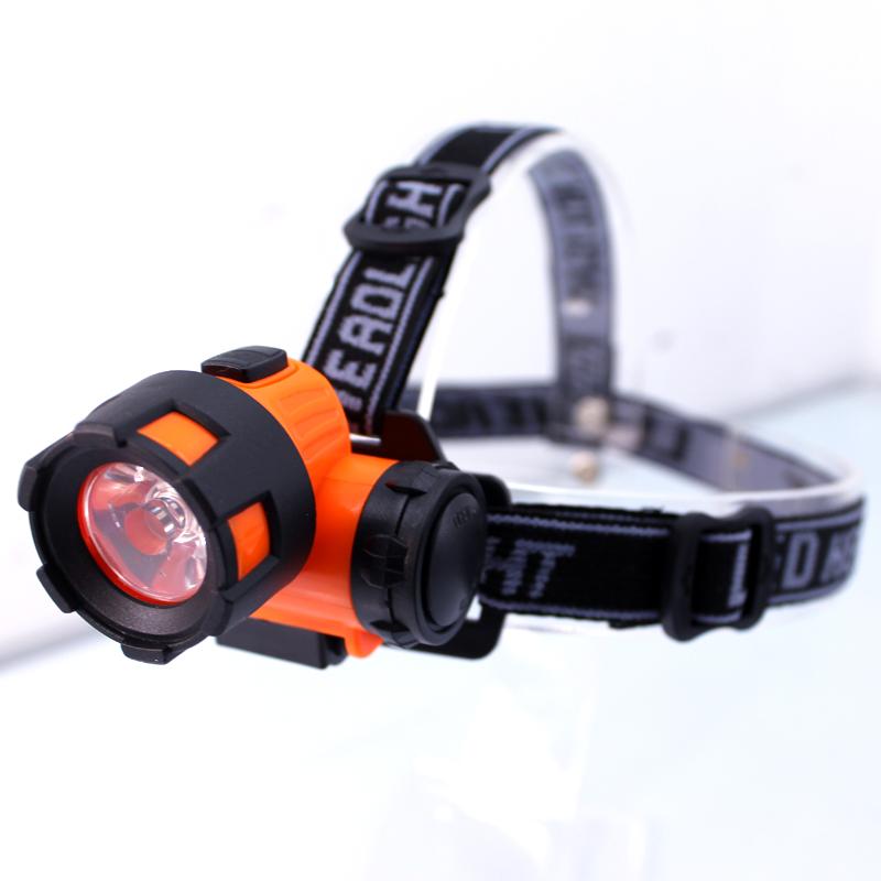 Headlight glare miner lamp outdoor led fishing lamp ride emergency(China (Mainland))