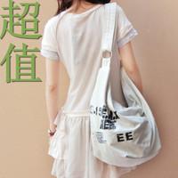 Women's Handbag Messenger Bag Big Canvas Shoulder Bag