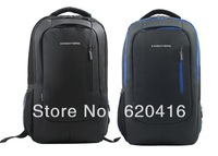 Free shipping KNIGHTBAG double-shoulder laptop bag 15.6 vacuum shockproof notebook travel outsourcing backpack bag computer bag
