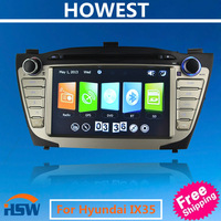 high quality car dvd player for Hyundai IX35 with GPS navigation(optional),Radio,ipod,tv functions