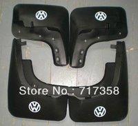 Free Shipping 2010-2012 Volkswagen Tiguan Soft plastic Mud Flaps Splash Guard