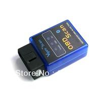 Free shipping V1.5 Mini Bluetooth ELM327 OBDII OBD-II OBD2 Protocols Auto Diagnostic Scanner Tool,10pcs/lot
