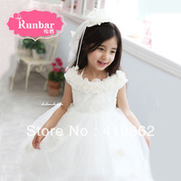 Child dress princess dress child flower girl formal dress princess dress formal dress lace flower girl female child formal dress