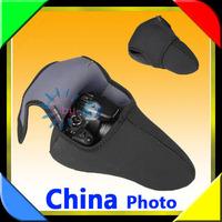 10pcs Neoprene Protector Camera Cover Case Bag for Cano niko son  penta  olympu  camera Size-M