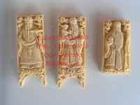 bird cage bone meal froude shouson embossed cup holder Chinese tradition