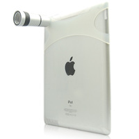 10X Zoom Camera Lens Telephoto Telescope For iPad 2 2rd + Specialized Case Cover