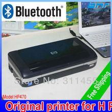 Original brand FromH  P 90% new bluetooth printer suport USB Port  mobile phone printer  mini Printer/ The inkjet printer(China (Mainland))