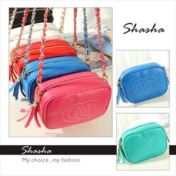 Korean fashion Women shoulder bags Lady's leather coin purse  black clutch Kids New Brand Mini Bags clutch  iPhone wallets