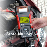 New Launch battery system tester BST-760 BST760 English Russia language suitable for 6V 12V 24V battery tester BST 460
