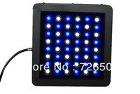 Colorful Full Spectrum Dimmable 120w LED Aquarium Lighting LED Lamp, 90 Degree Lens For Fish Tank Coral Reef