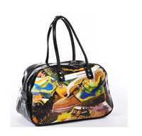 New 2013  brand canvas women/men luggage & travel bags carry on luggagge,large sports bag for women duffle bag GB146