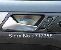 Free Shipping 2012-2013 Volkswagen VW Jetta/Sagitar High quality stainless steel Car interior door handle shake handshandle