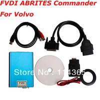 FLY FVDI Vehicle Diagnostic Interface AVDI + ABRITES Commander Volvo + Hyundai Kia Tag Key Tool Software USB dongle By DHL