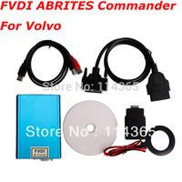 FLY FVDI Vehicle Diagnostic Interface AVDI + ABRITES Commander Volvo + Hyundai Kia Tag Key Tool Software Free Shipping By DHL