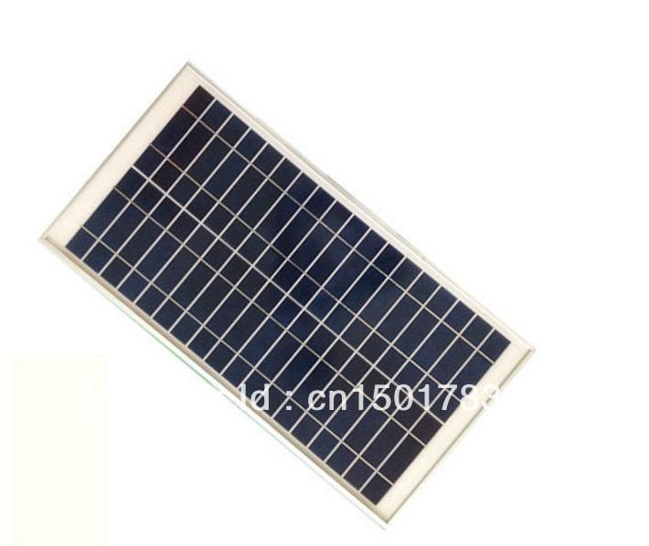 25w Poly solar panel /solar module /solar cells /solar battery(China (Mainland))