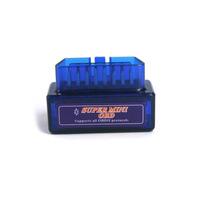 Free Shipping V1.5 Smallest Super  mini elm 327 Bluetooth OBDii / OBD2 Wireless Mini elm327 Works on Android Torque
