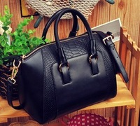 Free Shipping 2013 Newly brief vintage women handbags,Women PU Leather Handbags, Messenger Bags, Fashion Shoulder Bags