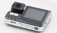 Free Shipping,top selling, i1000 Car DVR HD Lens Dashboard Car Vehicle Camera HD 720P Video Recorder CAR black box with G-sensor