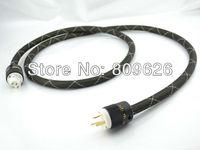 1.5M Van Den Hul M.C AU mains power cable Austrian power plug cable