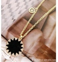RN55 Korean fashion shiny rhinestone  necklace  wholesale  B4.8