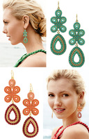 NE113  bohemia elegant female earrings B8.5  30D
