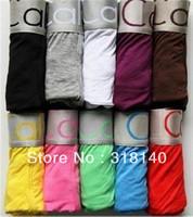NEW 6PCS HIGH Quality Brand Sexy Men's Underwear Boxer briefs Mix SIZE M/L/XL#02