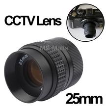 High Quality 25mm F1.4 1/2 inch CCTV C Mount CCTV Camera Lens