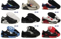 New Design Men Max Trainers 90 Sport Shoes Men Running Shoes Max Size 40-46 Free Shipping