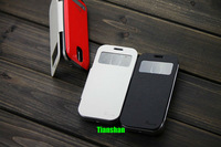 Power Bank Case For Samsung S4 With Flip Cover 6 Optional Color 3200 Backup External Battery Emergancy Charger