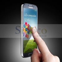 Premium Tempered Glass Film Screen Protector Scratch Guard for Samsung Galaxy S4 i9500