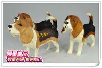 Dog dog crafts decoration derlook photography props plush model
