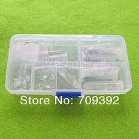 Eyeglasses Sun Glasses Screwdriver Screw Nut Nose Pad Optical Repair Tool Kit[030425 ]
