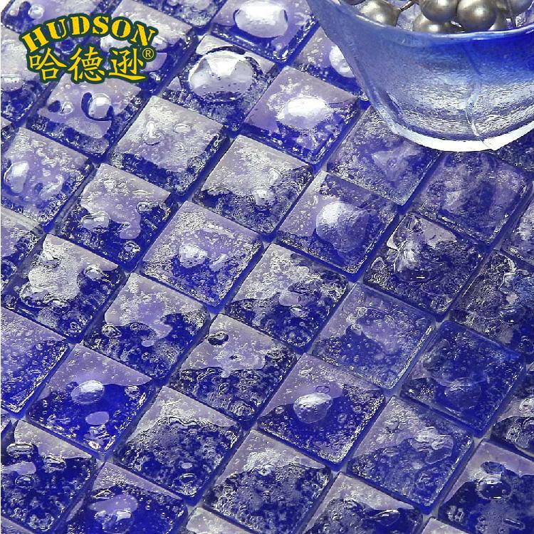 Online kopen wholesale blauwe badkamertegels uit china blauwe badkamertegels groothandel - Oostelijke mozaiek ...