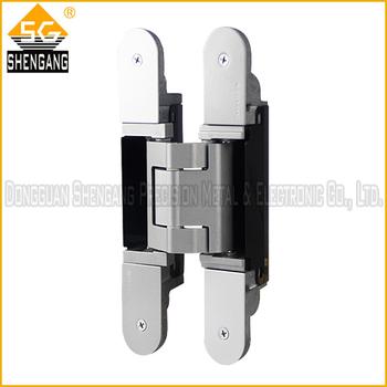 3d hidden hinge hidden door hinges adjustable door hinges china