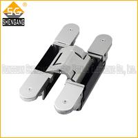 3d hidden hinge hidden door hinges adjustable hinges