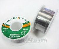 Free shipping! NEW BEST 0.6mm Tin Lead Solder Soldering Wire Rosin Core