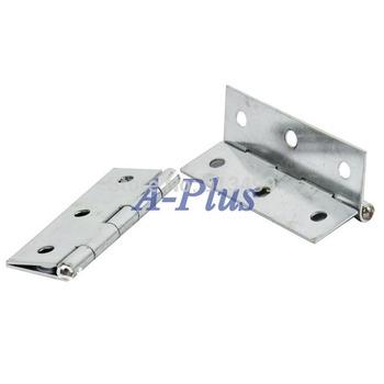 """New 24pcs 3"""" (75mm) Window Butt Hinges Zinc Plating Door Hinges Metal Silver Steel 15036 3F"""