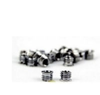 20PCS 1/4-3/8 Screws 1/4 to 3/8 Tripod Screw Adapter Light Stand Quick Release Plate Free Shipping