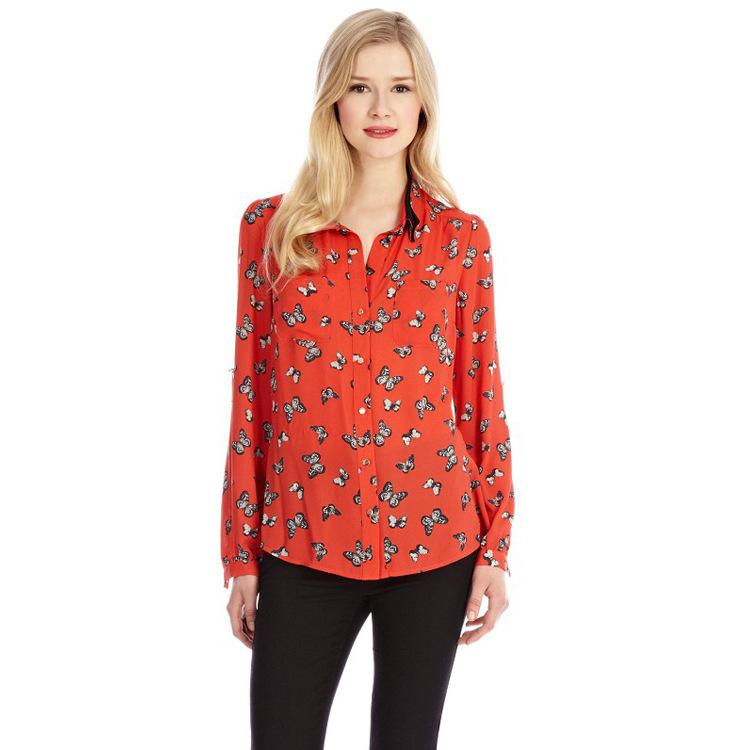 Блузки Красные Женские С Доставкой