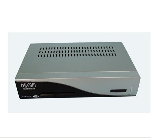 Dream Box DM500C Digital TV Cable Receiver (500C)(China (Mainland))