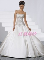 Wedding dress weddingdress 2012 quality wedding dress formal dress the bride wedding dress