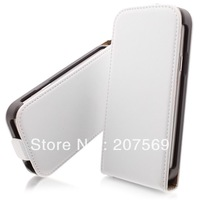 Galaxy S4 Active Leather Case,Genuine Leather Flip Pouch Case For Samsung Galaxy S4 Active i9295 Free Shipping