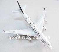 Free Shipping,1:400 Star Alliance Thai Airways,airplane model