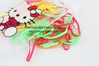 Free shipping 6pairs/lot Wholesale/Retail Cute hello kitty hair accessories Wonderful lovely hair band Great head bands for girl