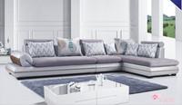 wholesale Fashion corner sofa/modern fabric sofa/modern living room sofa set