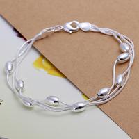 new products for 2014 silver bangles, 925 silver bangle wholesaler new design bracelet LKNSPCH236