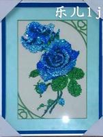 Diy diamond painting rhinestone pasted painting cross stitch crystal diamond married series
